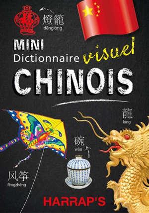 Mini dictionnaire visuel chinois : 4.000 mots et expressions & 2.000 photographies