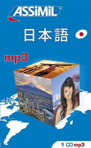 Le japonais : 1 CD MP3