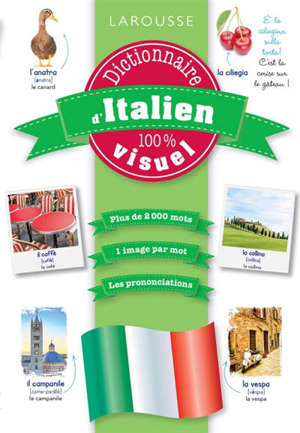 Dictionnaire visuel italien
