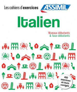 Italien : niveaux débutants & faux-débutants
