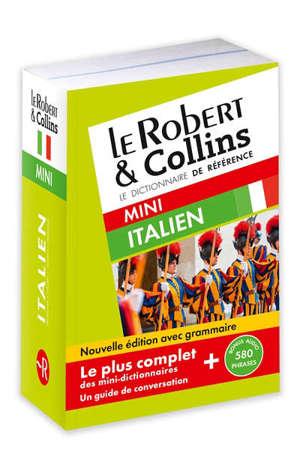 Le Robert & Collins mini italien : français-italien, italien-français