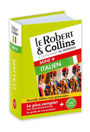 Le Robert & Collins mini + italien : français-italien, italien-français