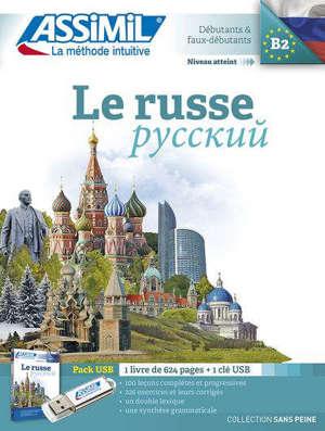 Le russe : pack USB