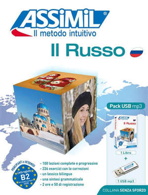 Il russo : pack USB