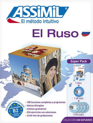El ruso : super pack