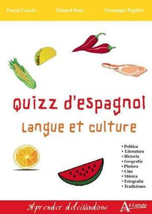Quiz d'espagnol : langue et culture
