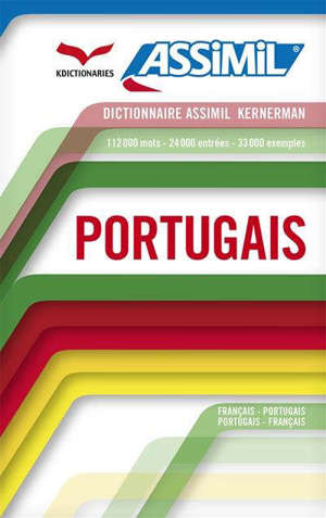 Dictionnaire portugais-français, français-portugais