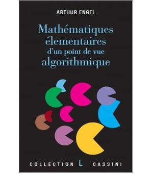 Mathématiques élémentaires d'un point de vue algorithmique