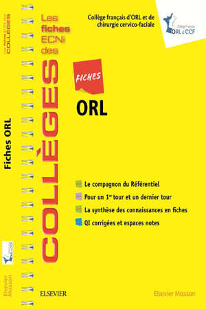 Fiches ORL