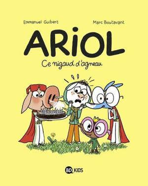 Ariol. Volume 14, Ce nigaud d'agneau