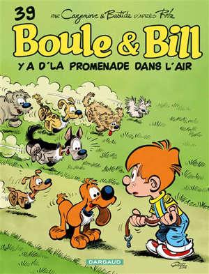 Boule et Bill. Volume 39, Y a d'la promenade dans l'air