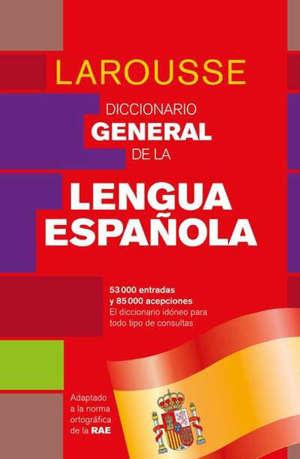 Diccionario general de la lengua espanola
