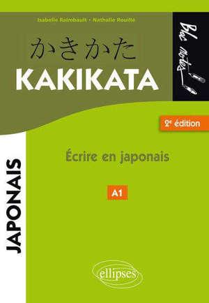 Kakikata : écrire en japonais