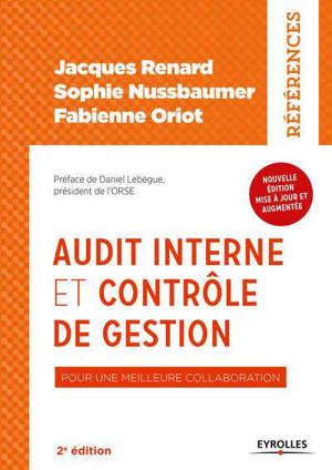 Audit interne et contrôle de gestion : pour une meilleure collaboration