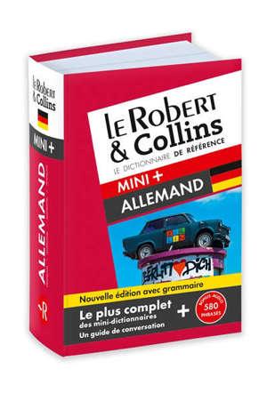 Le Robert & Collins mini + allemand : français-allemand, allemand-français