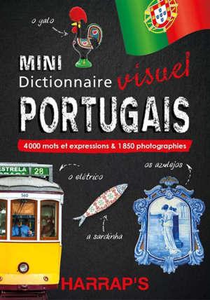 Mini dictionnaire visuel portugais : 4.000 mots et expressions & 2.000 photographies