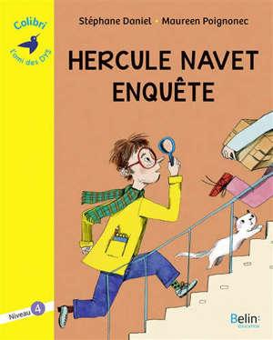 Hercule Navet enquête : graphème étudié cr : niveau 4