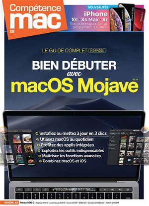 Compétence Mac. n° 62, Bien débuter sur macOS Mojave