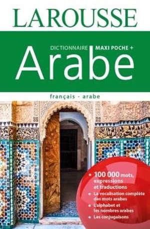 Dictionnaire maxipoche + arabe : français-arabe