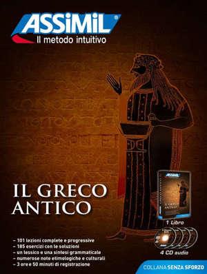 Il greco antico : pack CD