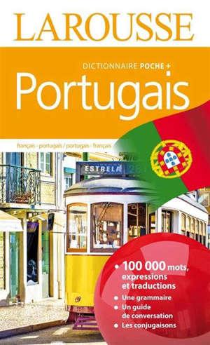 Portugais : dictionnaire de poche plus : français-portugais, portugais-français