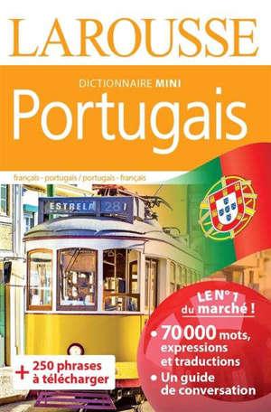 Portugais : mini dictionnaire : français-portugais, portugais-français = Português : dicionario mini : francês-português, português-francês