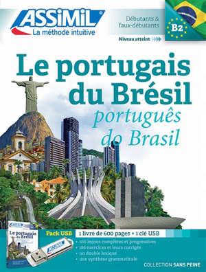 Le portugais du Brésil : B2 : superpack