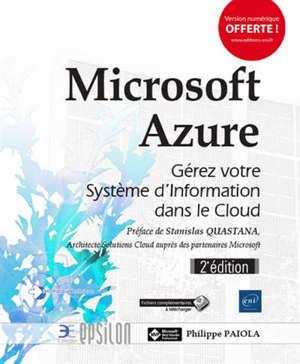 Microsoft Azure : gérez votre système d'information dans le cloud