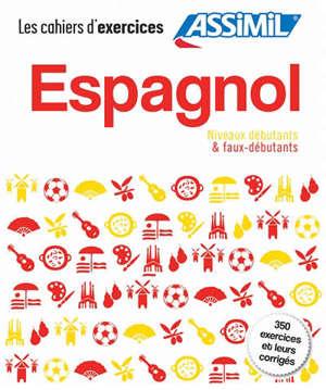 Coffret espagnol : niveaux débutants & faux-débutants