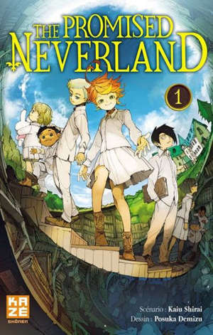 The promised neverland. Volume 1
