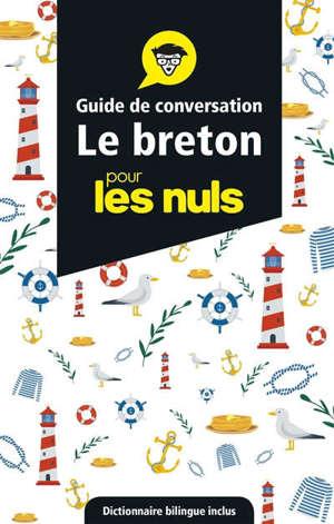 Le breton pour les nuls : guide de conversation