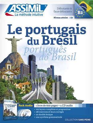 Le portugais du Brésil : pack audio = Português do Brasil : pack audio