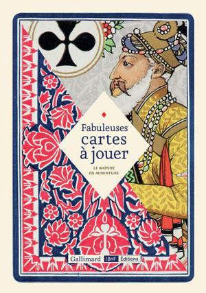Fabuleuses cartes à jouer : le monde en miniature