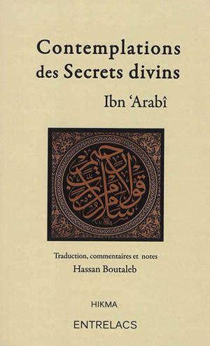 Contemplations des secrets divins