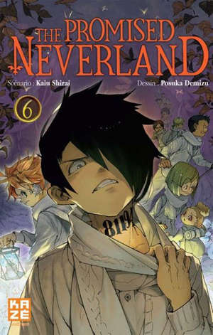 The promised neverland. Volume 6