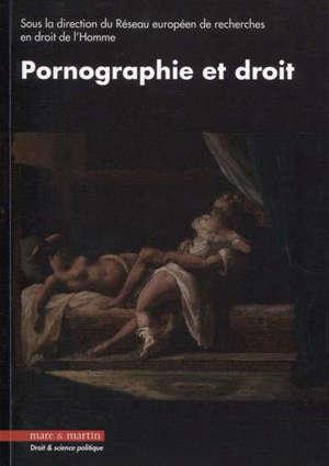 Pornographie et droit