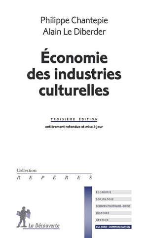 Economie des industries culturelles