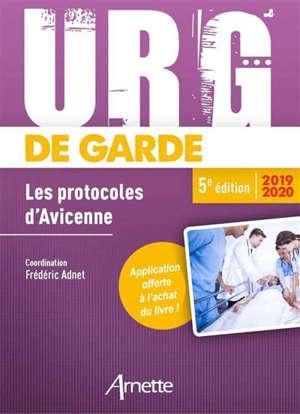 Urg' de garde 2019-2020 : les protocoles d'Avicenne