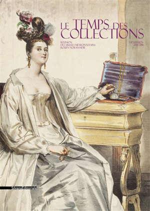 Le temps des collections : VIIe édition, 2018-2019