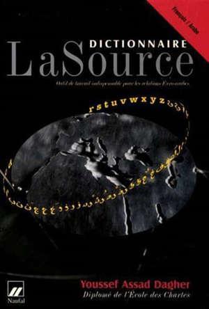 Dictionnaire la source : français-arabe