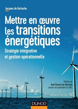 Mettre en oeuvre les transitions énergétiques : stratégie intégrative et gestion opérationnelle