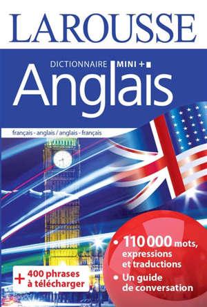 Anglais : mini dictionnaire : français-anglais, anglais-français = English : mini dictionary : French-English, English-French