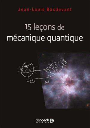 15 leçons de mécanique quantique
