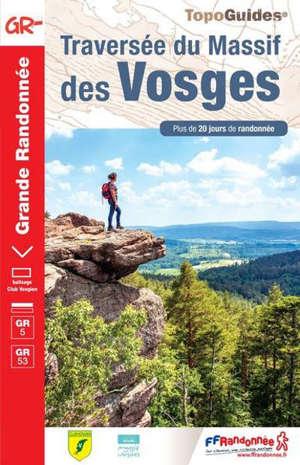 Traversée du massif des Vosges : plus de 20 jours de randonnée