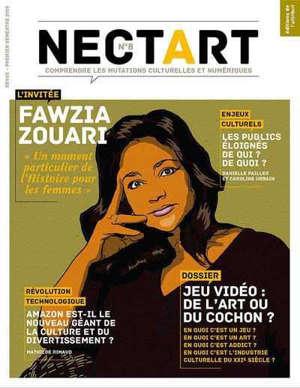 Nectart : nouveaux enjeux dans la culture, transformations artistiques et révolution technologique. n° 8, Jeu vidéo : de l'art ou du cochon ?