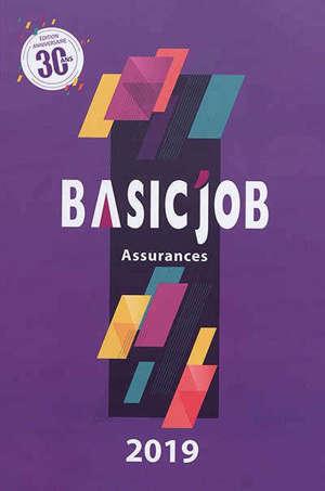 Basic'Job : assurances : 2019