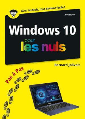 Windows 10 pour les nuls : pas à pas