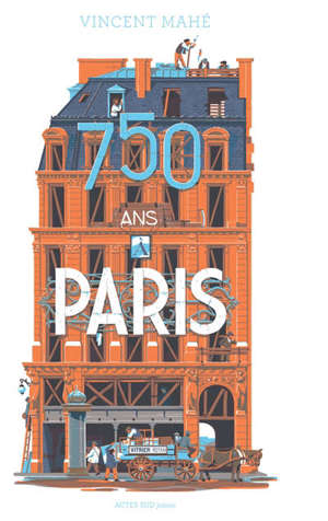 750 ans à Paris