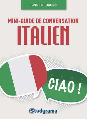 Italien : mini-guide de conversation