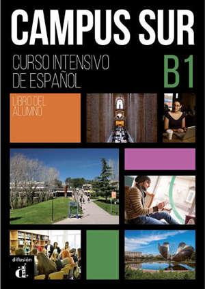 Campus sur, B1 : livre de l'élève + MP3